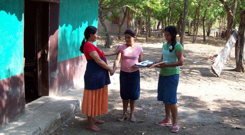 Proyecto salud materno-infantil Nicaragua
