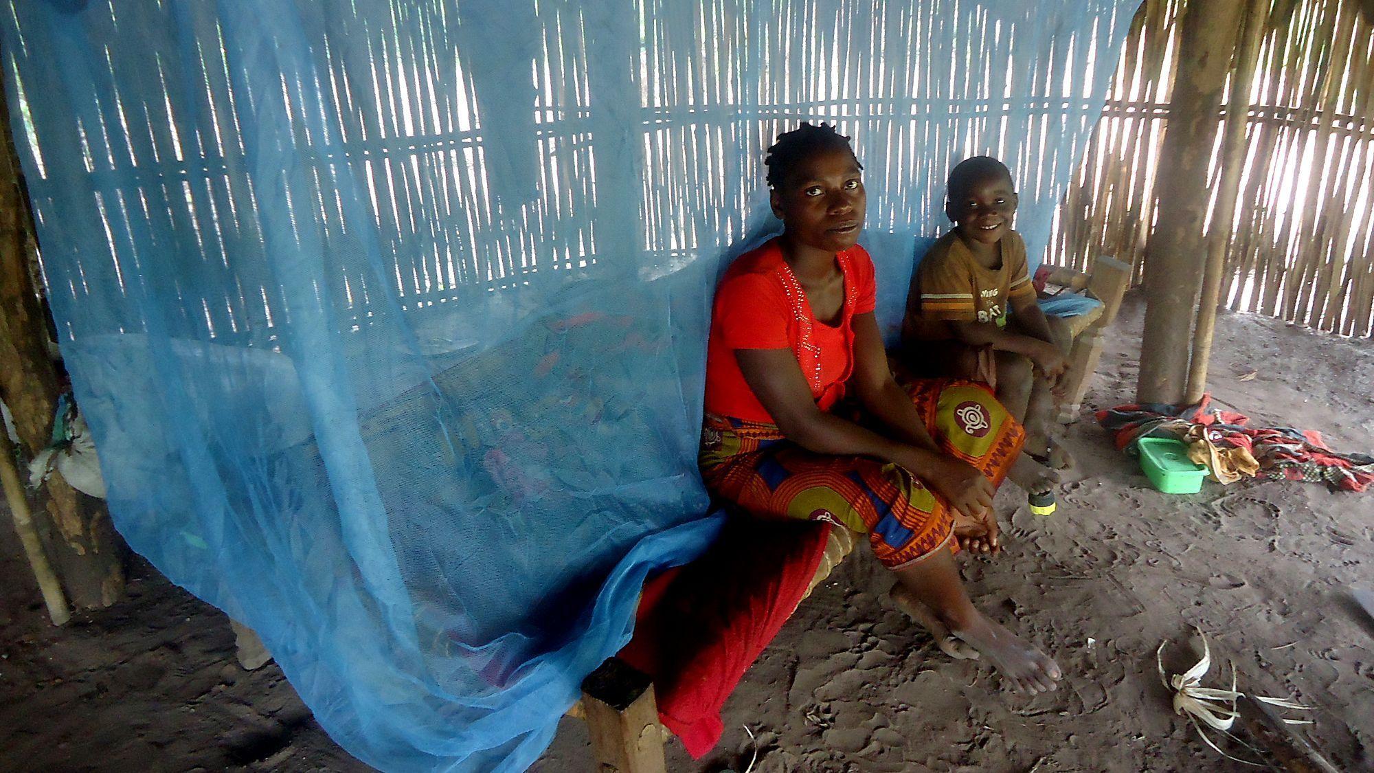 Seguimos trabajando contra la malaria en Mozambique