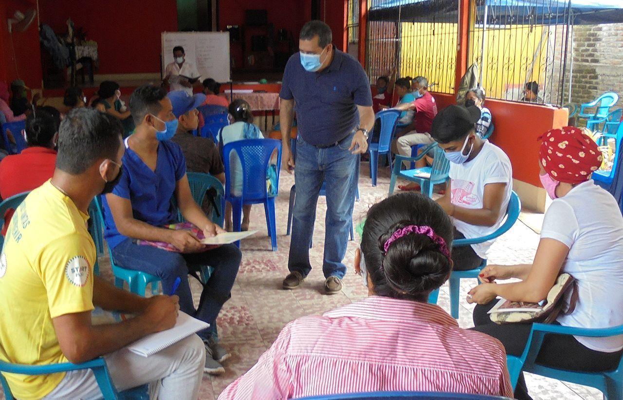 Carta desde Nicaragua